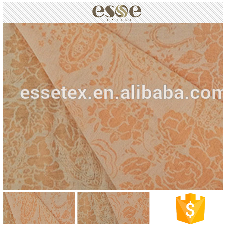 ESSE colored textile cheap women polyester viscose dress fabric