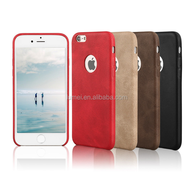 Pu leather case for iphone 7 ,for iphone 7 Back cover case,phone cover for iphone 7 case