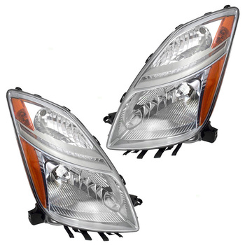 Auto Parts Head Light Lamp Car Head Lamp For Toyota Prius 2004 - 2009