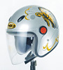 huadun cheap half face helmet HD-531