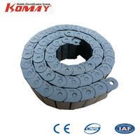 KOMAY Electrical Wire Tracks/ Electrical Cable Tracks/ Flexible Cable Track China