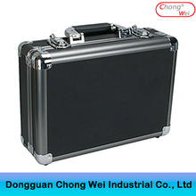 High quality custom size empty aluminum tool box storage cases
