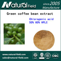 Slimming Herbs Pure Green Coffee Bean Extract Powder