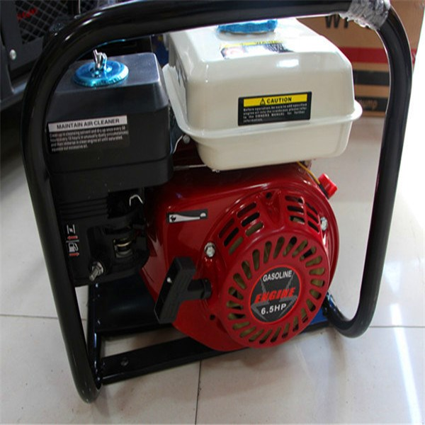 168F power gasoline engine water pump