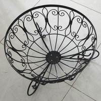 High quality Indoor Metal Antique Plant Stand