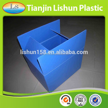 Eco-friendly High Quality Coreflute corrugated flodable box