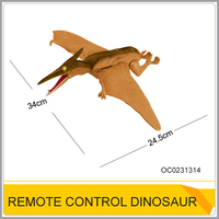 Non-toxic infrared remote control flying dinosaur toy OC0231314