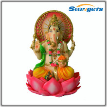 SGE691A Ganesh Costum Hindu God Idol