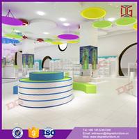 Retail Kids Shop Interior Design Decoration Baby Clothes Stores