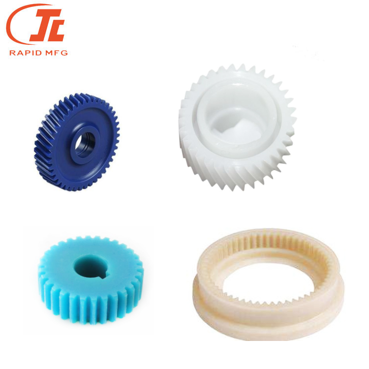 High precision custom gear mold double gear <strong>mould</strong> and plastic double spur gear