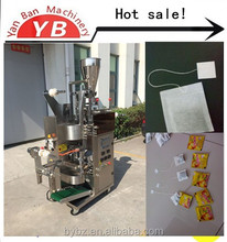 Automatic Tea Packing Machine with thread, tag and envelop YB-100T