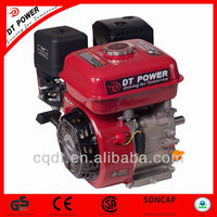 Gasoline 6.5 HP 196CC OHV Single Cylinder 4 Stroke Air-Cooled Small Petrol Motor Engine