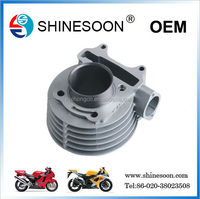High performance motorcycle cylinder block