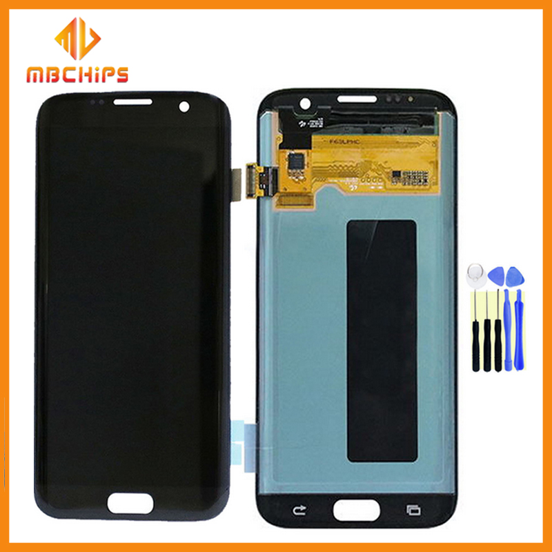 5.5 inch Lcd For Samsung Galaxy S7 Edge Lcd Screen/ For S7 Edge lcd Display