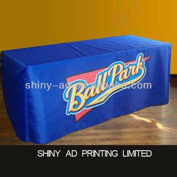 full color custom table cloth wholesale