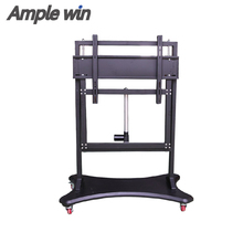 motorized tv lift Custom Colors Living Room Furniture Display Lcd Tv Trolley