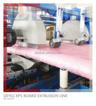Plastic Extrusion Line: XPS Insulation Sheet