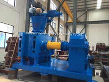 Dry roll press granulator machine for nicotinic acid amine