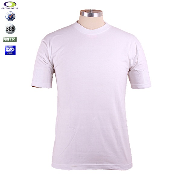 Cheap 100 Cotton Bulk Plain White T Shirts Wholesale