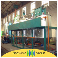 10-1000Ton lower price sunflower oil mill