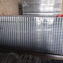 Galvanized 1 inch / 8 gauge galvanized welded wire mesh / electro GI welded wire mesh