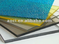 transparent polycarbonate solid sheets