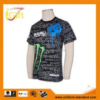 BSCI Guangdong factory screen printing logo custom fashion good quality custom bling t shirt