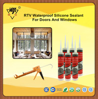 RTV Waterproof Silicone Sealant For Doors And Windows