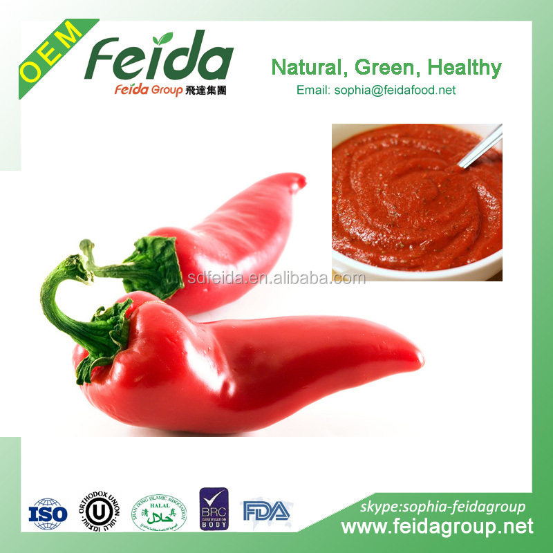 red jalapeno pepper paste