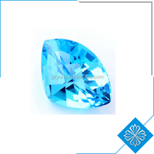 22.5*16.2*12 MM Pear Cut Rough Blue Topaz