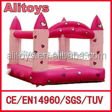 Newest cheap kids outdoor play equipment inflatable combo for sale