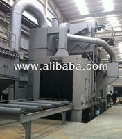 2000x2000 Profile& Construction Shot blasting Machine