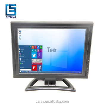 High resolution touch screen monitor with cheap price TM-1500