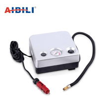 Best quality low cost mini 12v 100psi 6bar air compressor bike auto tire inflator pump for cars