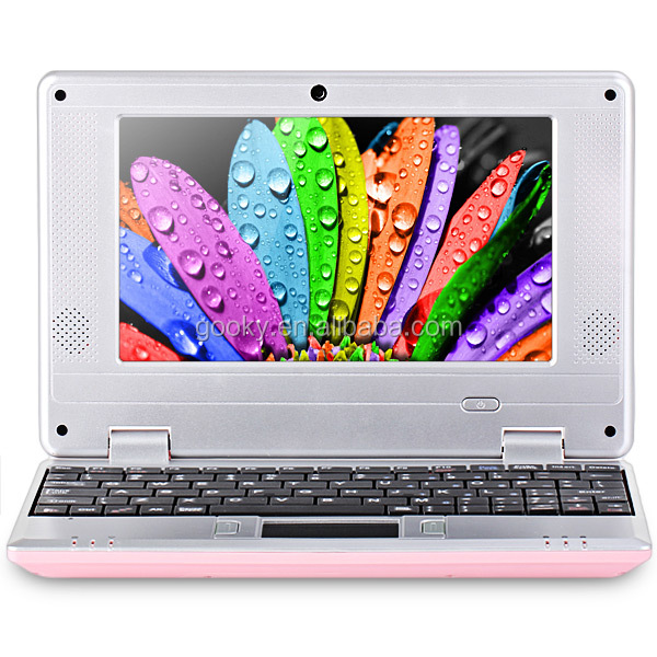 Chinese cheap 7 inch mini netbook laptop for student