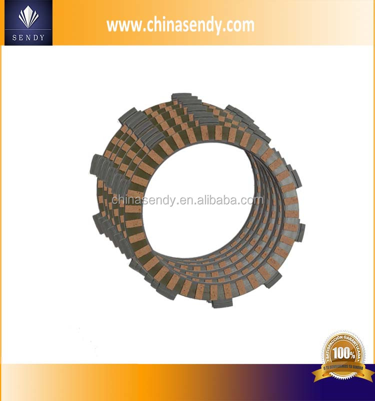 CG125 Chongqing motorcycle engine parts clutch plates