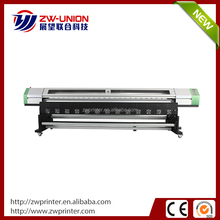 Top selling 3.2m Galaxy UV solvent large format printer
