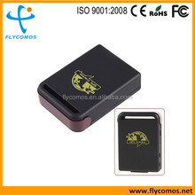 Server software gps tracker TK102 with Mini Dimension for Personal and Pets