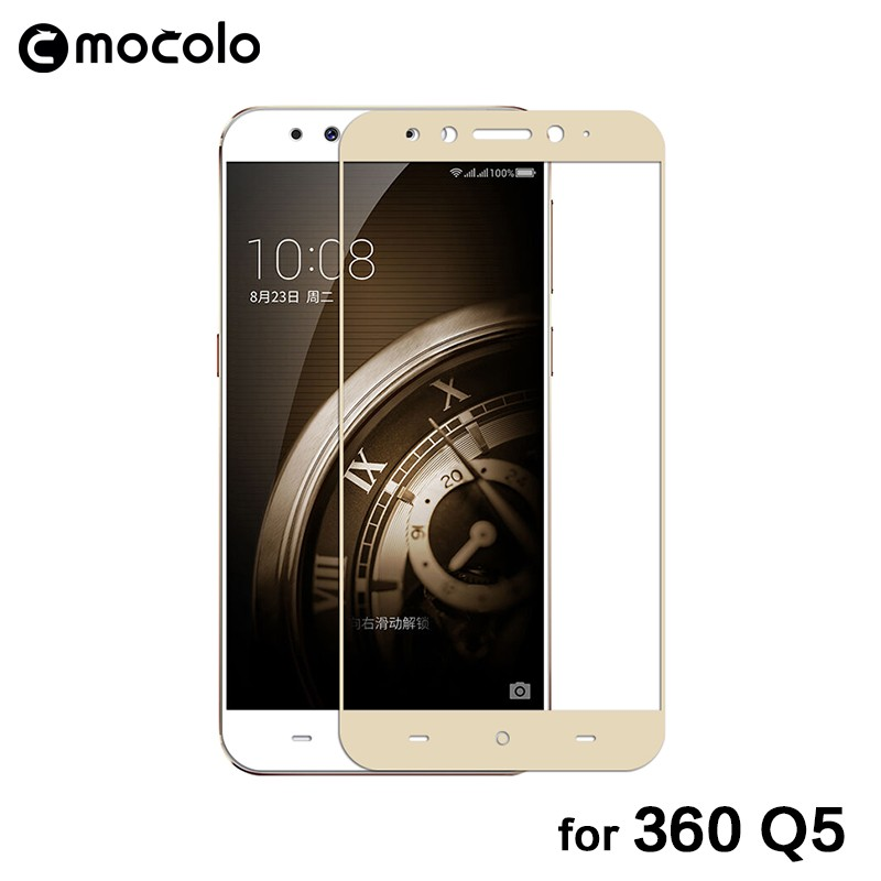 2017 New arrival For Qiku 360 Q5 Tempered Glass Screen Protector