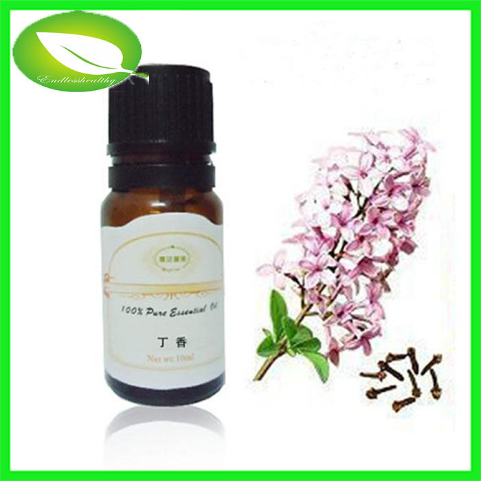 Natural massage oil cosmetic essential oil flower Clove bud oil
