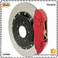 automatic door the disc brake