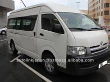 2007 Toyota Hiace 15 seater Left Hand Drive 21570SL