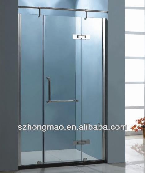 Aluminium profile for shower screen door