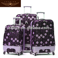 2014 24 inch luggages bags set suitcase covers