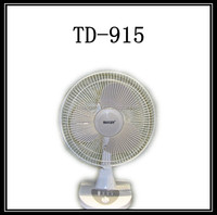 Hot sale14 inch table rechargeable fan 12V solar ac fan lighting system