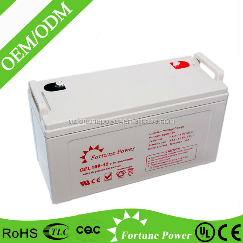 ups agm exide inverter battery 12v 100ah gel battery