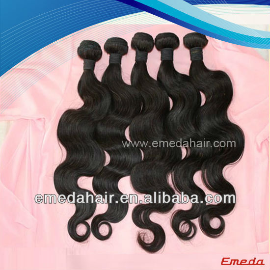 Quality and quantity jiaozhou hair wholesale bulk hair extension