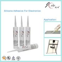 Jorle Advanced High Temperature Silicone Adhesive Sealant for Electrical plicance