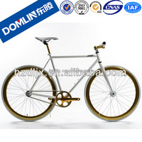 OEM Offered 700C steel bike fixed gear bicycle wholesale for sale/Fixie bicycle accessory factory