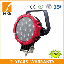 LED Work Light 7inch 51W LED Driving Light off Road with High Quality
